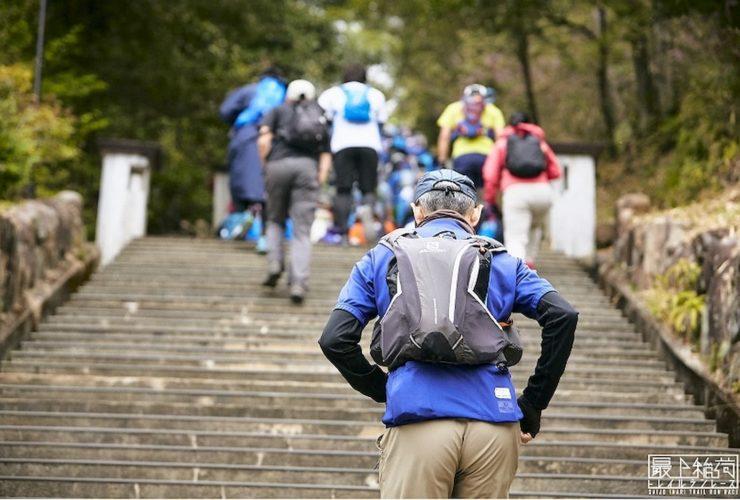 最上稲荷トレイルランレース | 岡山県