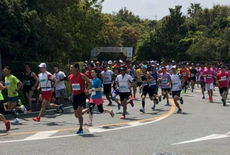 志摩ロードパーティハーフマラソン | 三重(志摩スペイン村)