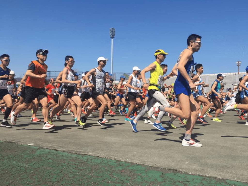 日刊スポーツ豊平川マラソン | 北海道(真駒内セキスイハイムスタジアム)