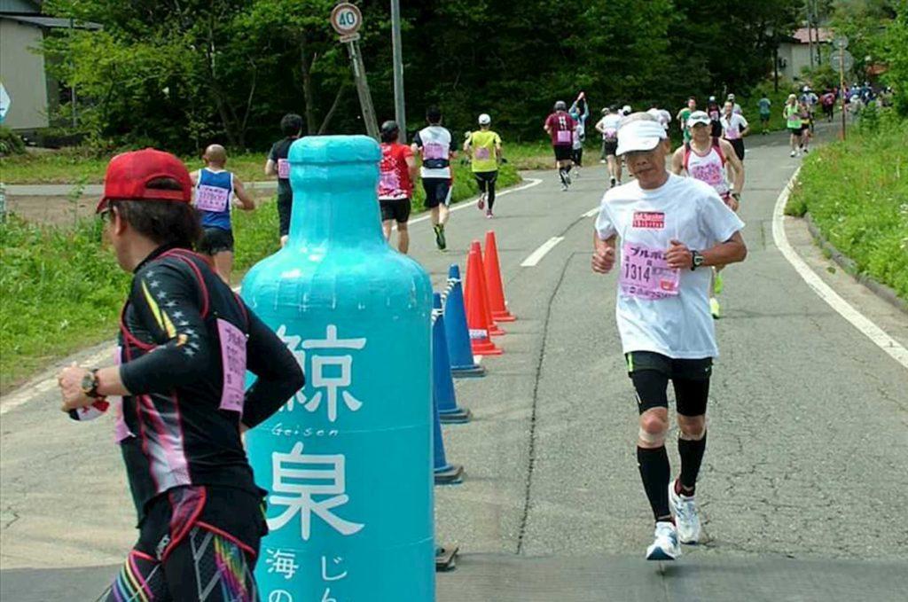 柏崎潮風マラソン | 新潟(みなとまち海浜公園 夕陽のドーム)