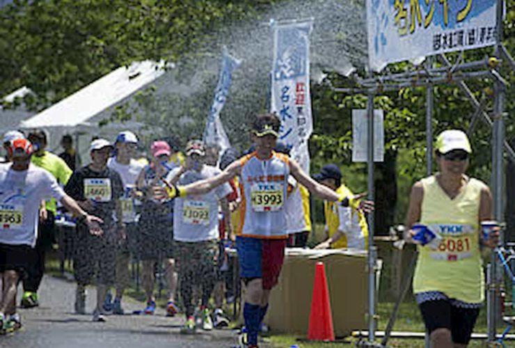 カーター記念黒部名水マラソン | 富山(黒部市総合公園)