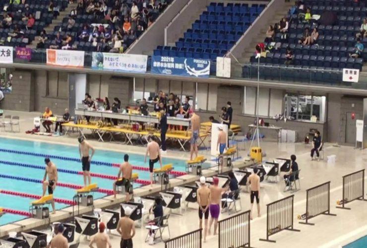 日本マスターズ水泳チーム対抗競技大会 | 静岡県(富士水泳場)