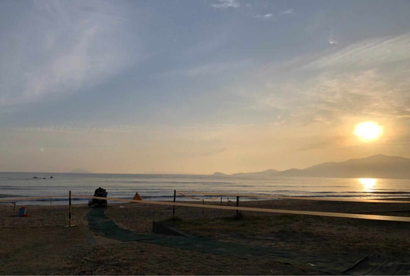虹の松原アクアスロンin唐津 | 佐賀県