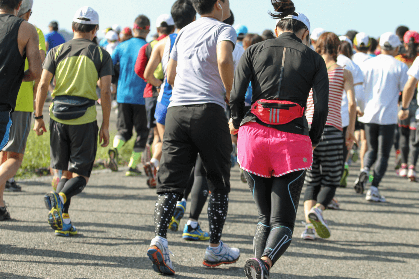大山町名和マラソンフェスタ2020 | 鳥取(大山町名和総合運動公園・陸上競技場)