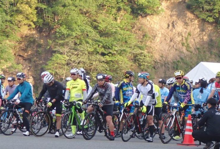 自転車王国とくしま ツール・ド・にし阿波2020 | 徳島(三好市池田湖水際公園)