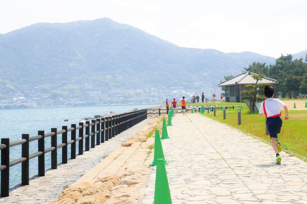 巌流島リレーマラソン | 山口(巌流島)