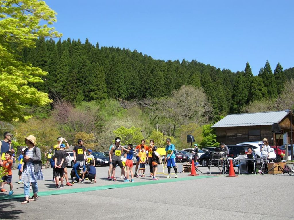波賀トレイルランニング | 兵庫(フォレストステーション波賀)