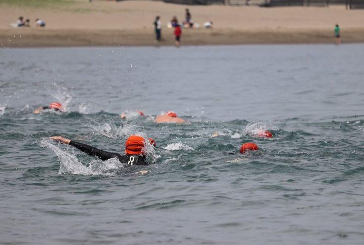 南熱海オーシャンスイムミート | 静岡(長浜海水浴場)