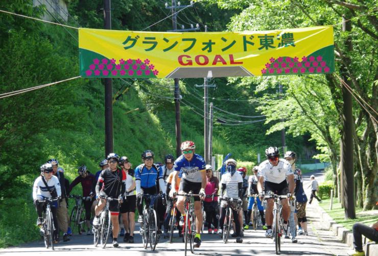 グランフォンド東濃サイクリング大会 | 岐阜(テラスゲート土岐)