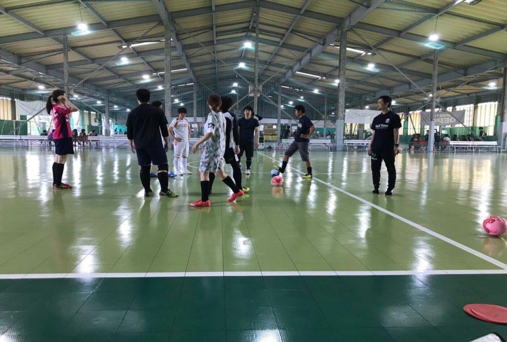 Fチャンネル マグフットサルスタジアム大会   大阪府