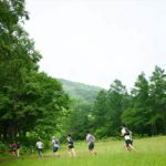"""ROCKIN' BEAR"" 黒姫トレイルランニングレース/長野(上水内郡信濃町)"