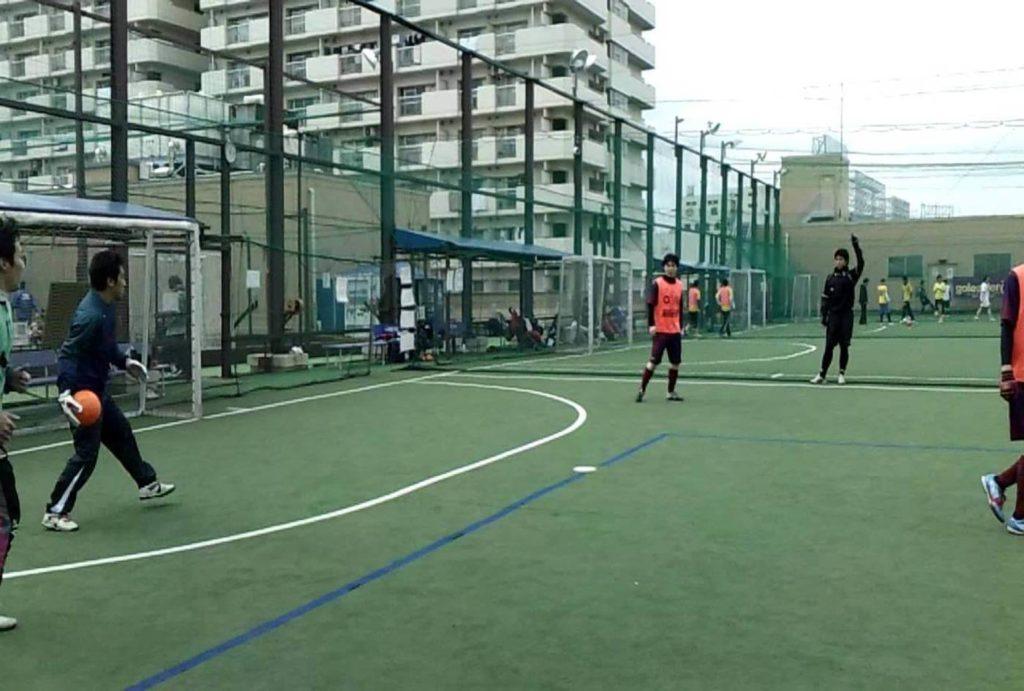 Shinagawa One Day League | 東京(フットサルコート品川)