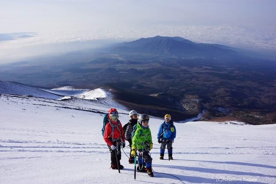 FOS大人向けSpecialプログラム「富士山の高みへ」| 山梨県