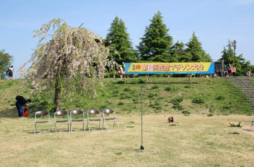 全国花笠マラソン | 山形(花笠グランドゴルフ場)