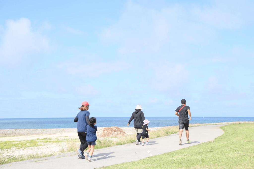 RUNNET EKIDEN | 沖縄(豊崎美らSUNビーチ)