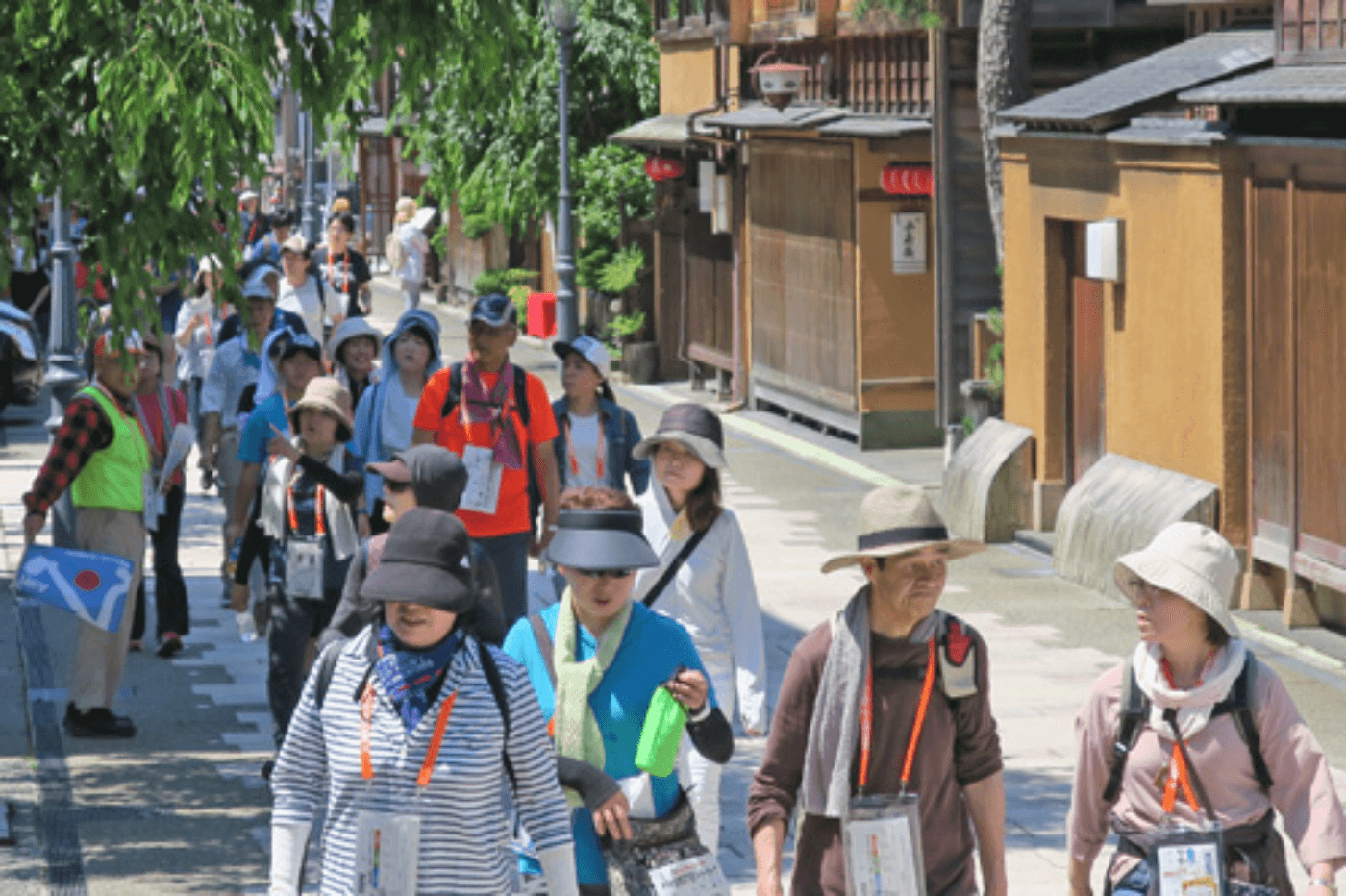 加賀百万石ツーデーウオーク   石川(金沢駅)