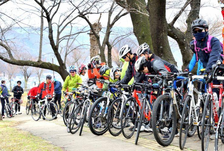 サイクルロゲイニング | 長野 ( 諏訪湖八ヶ岳)