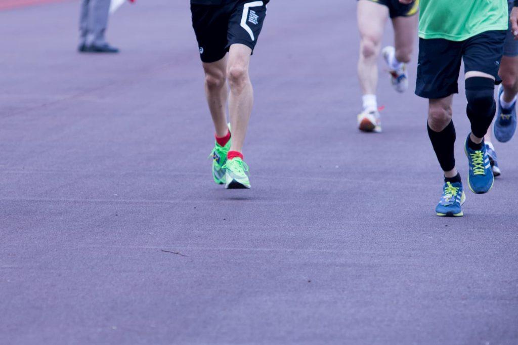 河北新報気仙沼つばきマラソン | 宮城(大島中学校前)