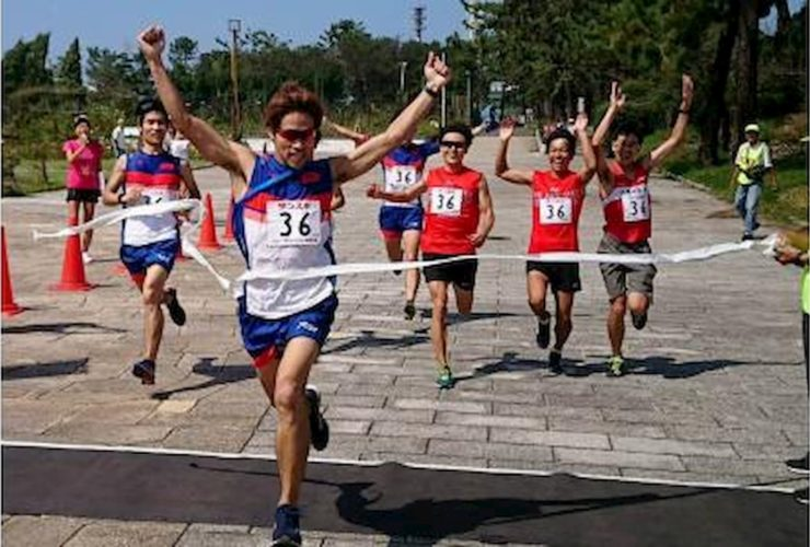 サンスポリレーマラソン | 大阪(浜寺公園)