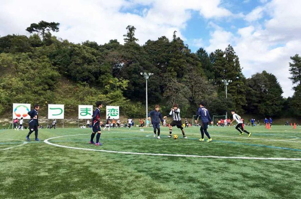 つま恋ミニサッカー大会 | 静岡(つま恋リゾート彩の郷)