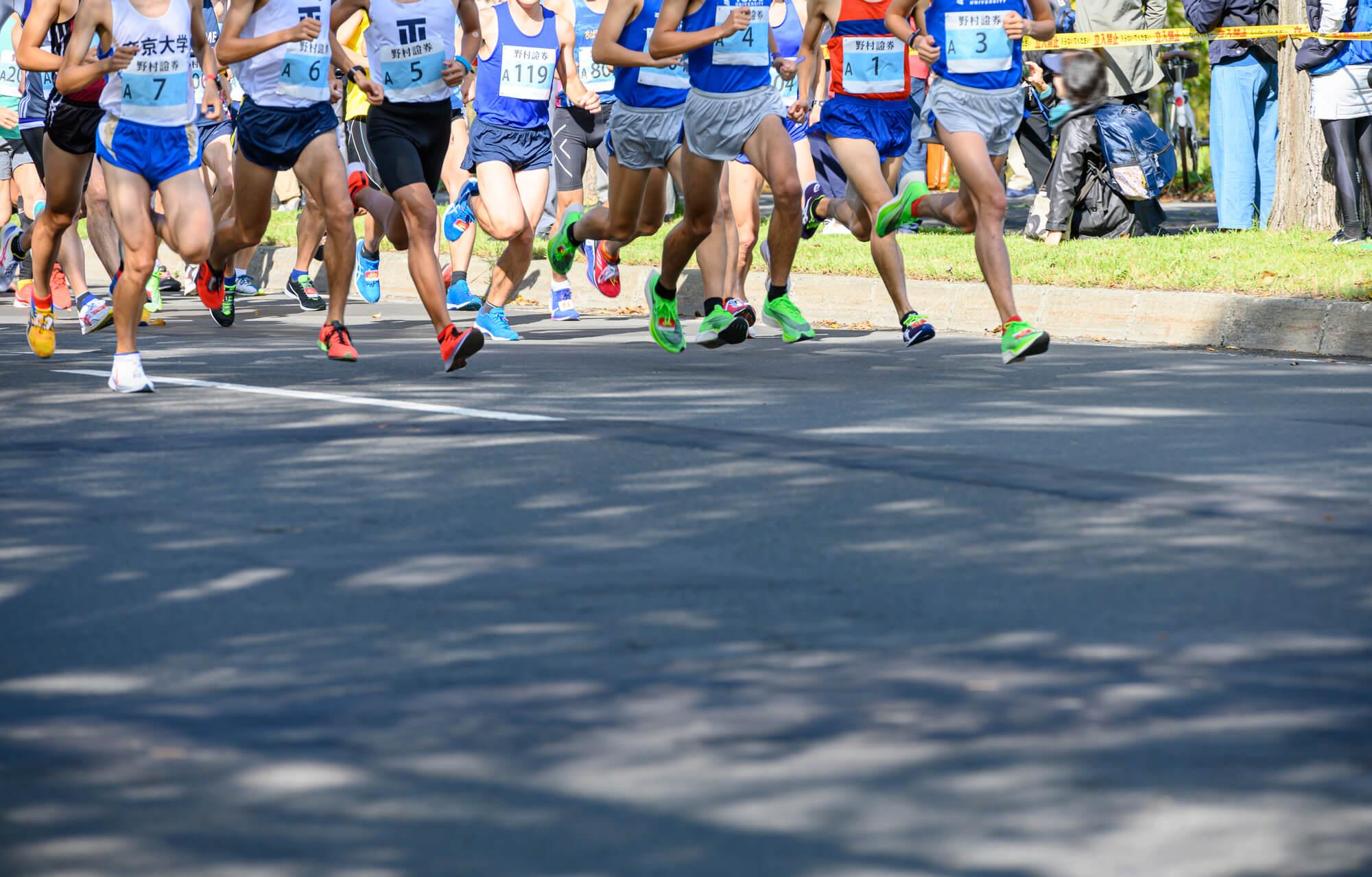 みかんリレーマラソン | 静岡県(磐田市陸上競技場)