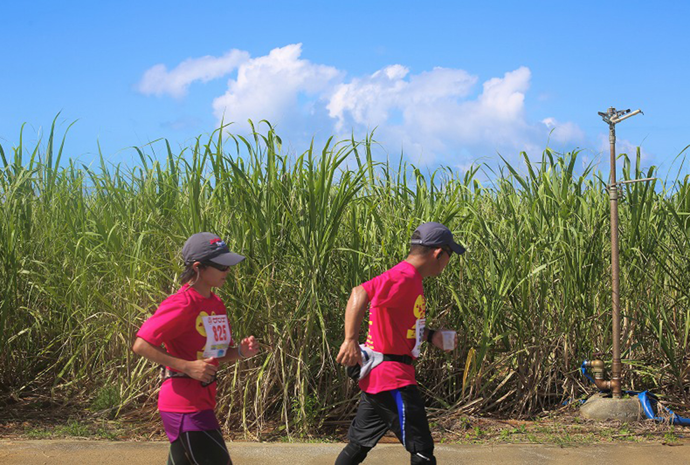 エコアイランド宮古島マラソン