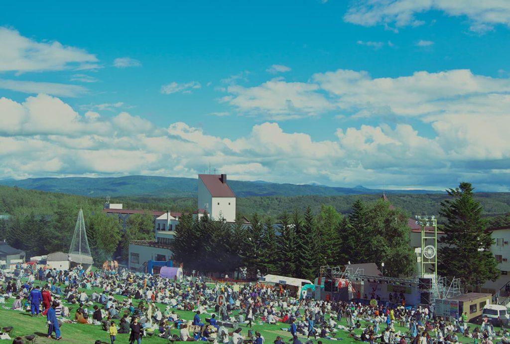 ルスツ うまいもん祭り | 北海道