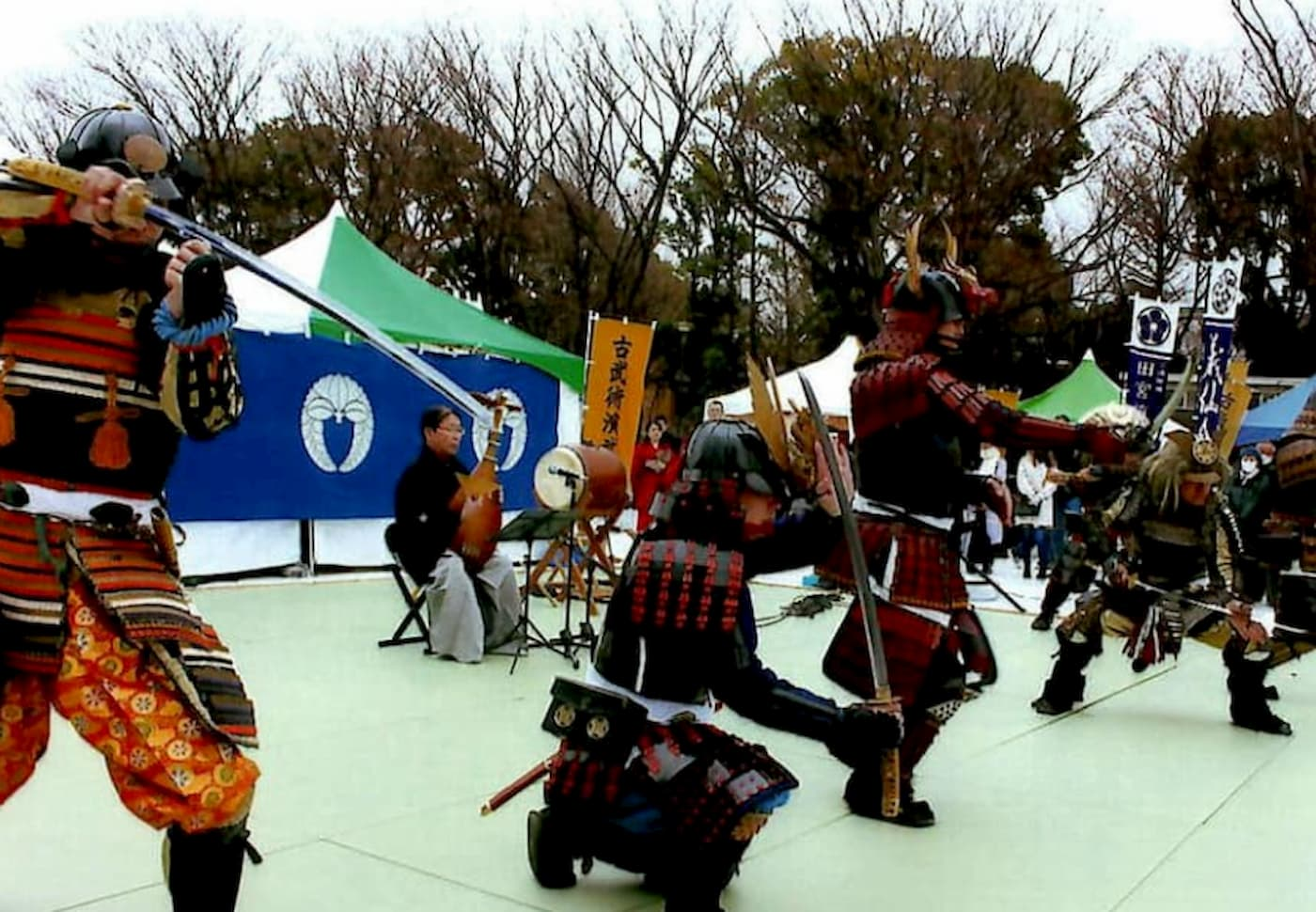 SAMURAIフェス | 東京(上野恩賜公園)