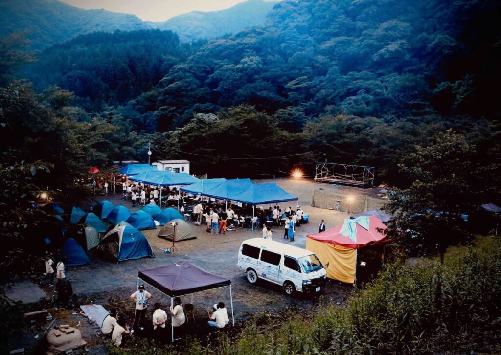 抽選必須の大人気極限ホラーキャンプイベント開催/オバケンゾンビキャンプ