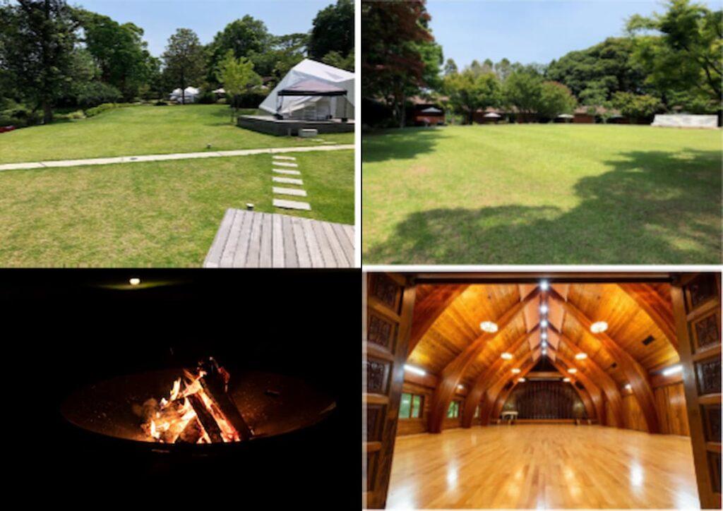 限定400名、大自然の中でグランピングと極上の音楽を楽しむ、1泊2日の贅沢な時間/Salyu 森の音楽会 feat. OHATA YUICHI