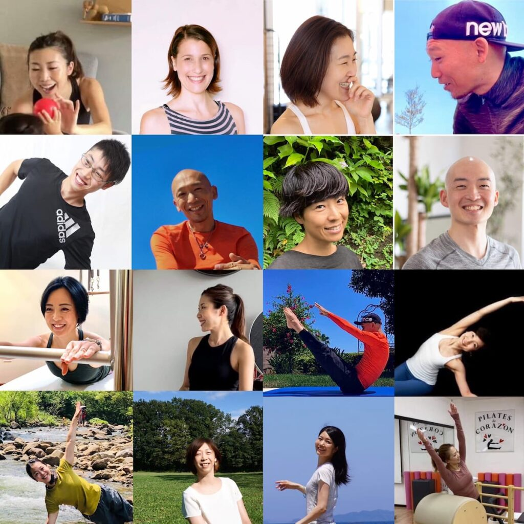 『Freedom of Pilates』15日間オンラインピラティスレッスン無料開放/オンライン